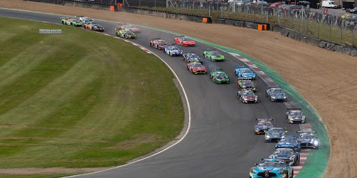 Blancpain GT World Series Europe Brands Hatch Race 2 ©2019 Ian Musson. All Rights Reserved.